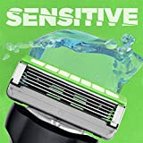 Schick Hydro Sense Sensitive Razors for Men With