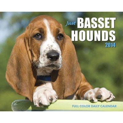 UPC 709786026470, Just Basset Hounds 2014 Box Calendar