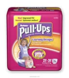 Huggies Pull-Ups - Training Pants, Huggies Pullup Trnpnt 2T-3T G, (1 CASE, 104 EACH)