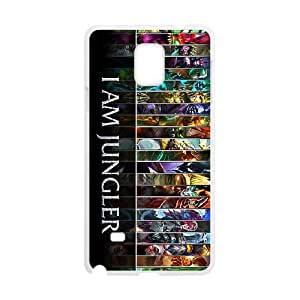 Generic Case Games League Of Legends For Samsung Galaxy Note 4 N9100 M1YY9002681