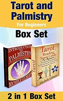 Tarot and Palmistry For Beginners Box Set: Tarot: Reading Tarot Cards