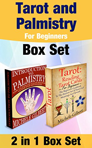 Tarot and Palmistry For Beginners Box Set