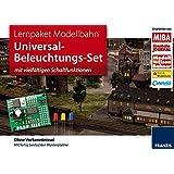 Lernpaket: Modellbahn (Modell-Eisenbahn): Universal Beleuchtungs-Set mit vielfältigen Schaltfunktionen (Modellbahn Lernpakete)