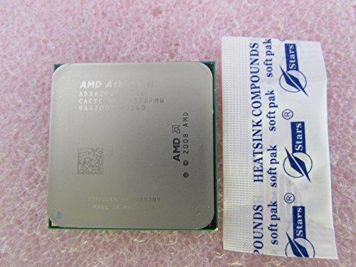 AMD ADX620WFK42GI Athlon II X4 620 2.60GHz Socket AM2+/AM3 Propus CPU Processor by The620Guy