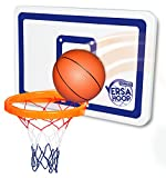 VersaHoop XL Mini Basketball Hoop Set CLAMP ON with Ball: Trampoline,...