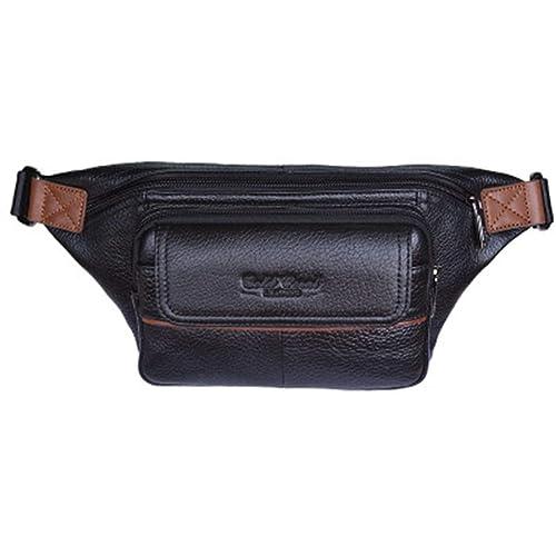 af39500fb4 KERVINFENDRIYUN YY4 Borsa per fondina da cintura Borsa da passeggio per borsa  da donna Fanny Marsupio da uomo (Color : Black): Amazon.it: Scarpe e borse