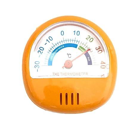 Compra Vkospy Mini indicador del dial Termómetro del refrigerador ...