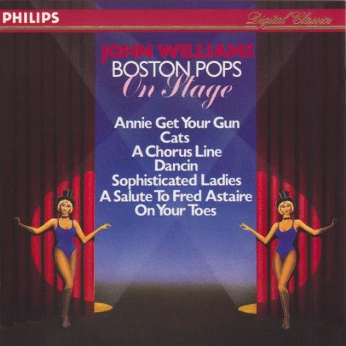 John Williams - John Williams And The Boston Pops On Stage - Zortam Music