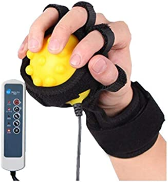 Pelota de masaje manual eléctrica de compresión caliente Strich ...