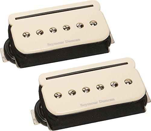 1s P-Rails - Neck and Bridge Pickup Set Cream ()