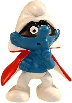 Les Schtroumpfs figurine Schtroumpf Boss 6 cm Smurfs 20769