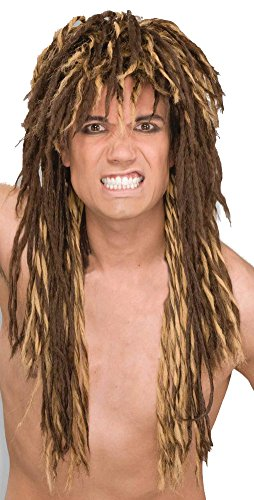 Forum Novelties 62755 Untamed Wig (Cave Man And Woman Costumes)