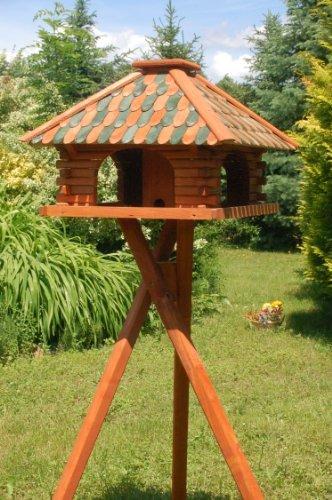 Deko Shop Hannusch Luxus Vogelhaus Vogelhäuschen Super Blickfang Mit