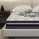 Signature Sleep Mattress, Queen Mattress, Inspiration 10 inch Hybrid Coil Mattress, Queen
