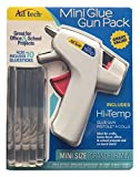 Adhesive Technologies 05694 Mini Hi-Temp Glue Gun (& Combo Pack) Glue Gun & Glue Sticks