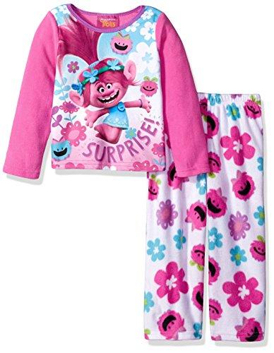 Pink 2 Piece Pajamas - 8