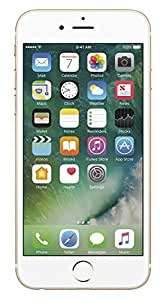 Apple iPhone 6s (4.7'') 128GB Unlocked Smartphone, GSM Only (AT&T/T-Mobile), Gold (Certified Refurbished)