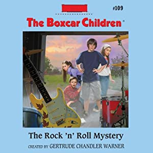The Rock 'n' Roll Mystery Audiobook