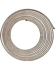 Copper-Nickel Brake Line Tubing Coil, 3/8 x 25
