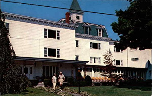 The Pines at the Thompson House Windham, New York Original Vintage Postcard