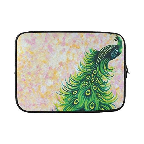SLsenD-Custom-Beautiful-Peacock-Painting-Water-Resistant-Computer-Bag-Laptop-Sleeve-Notebook-Case-Cover-13-133-inch