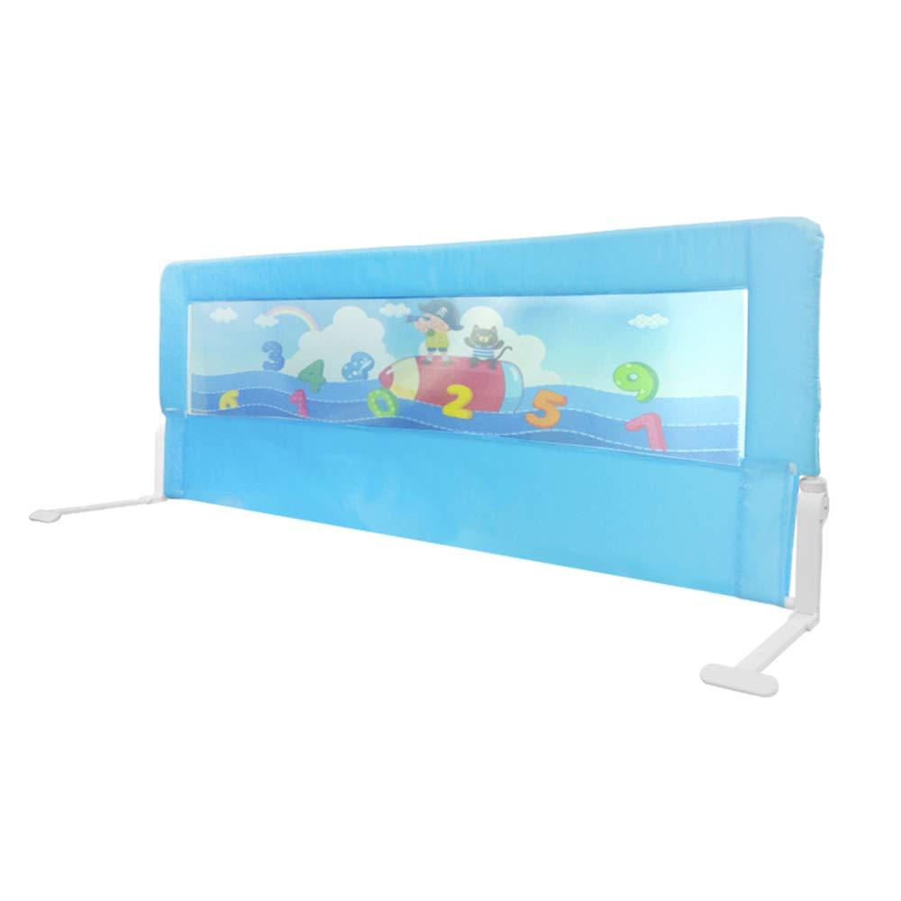 LHA ベッドガードフェンス 幼児チャイルド折りたたみベッド - 150cm、180cm、200cm (サイズ さいず : L-180cm) L-180cm  B07L54XRXR
