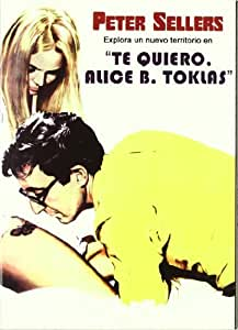 Te Quiero, Alicia B. Toklas [DVD]