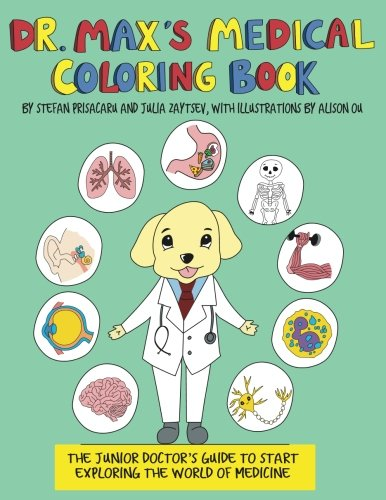 PDF]] Dr Maxs Medical Coloring Book The Junior Doctors Guide to ...