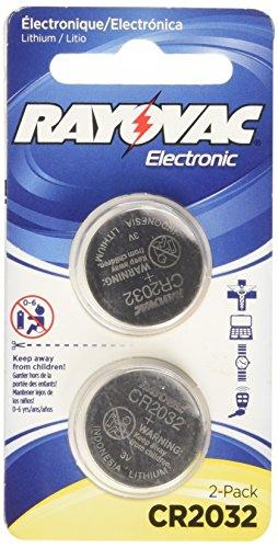 kecr2032 2a lithium keyless entry