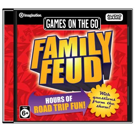 Games On The Go - Family Feud ()