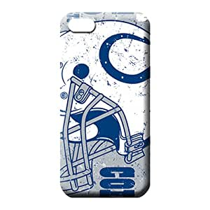 iphone 6plus 6p Classic shell Specially Hot New phone back shells indianapolis colts nfl football