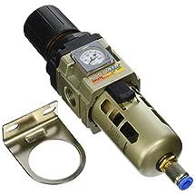 Rapidair K93215 NPT Filter Regulator, 3/8-Inch