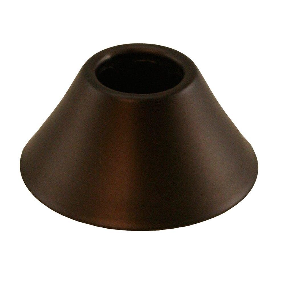 Jones Stephens E0605RB Escutcheon Oil Rubbed Bronze Bell Pattern