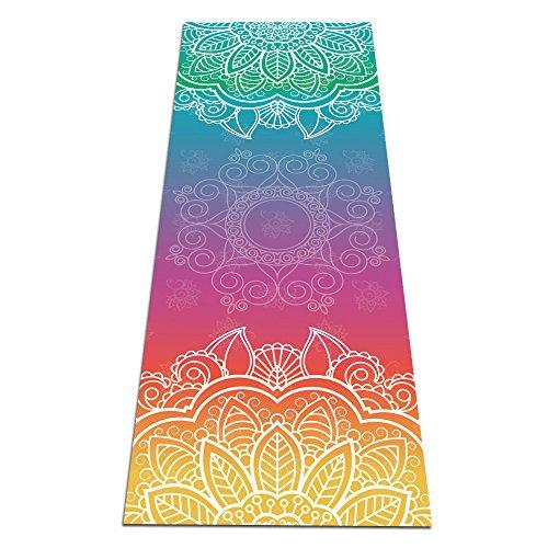 Microfiber Hot Yoga Towel Mat To
