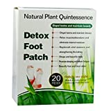 Detox Foot Slim Patch Natural Bamboo Foot Care Patch