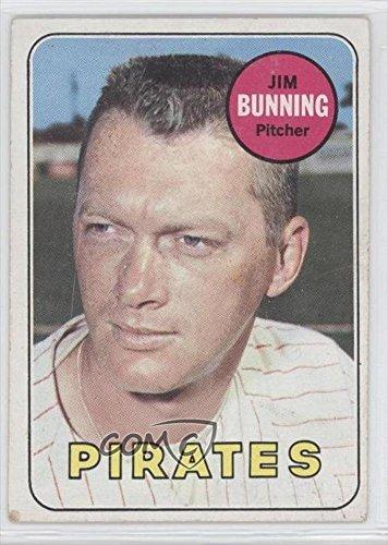 jim-bunning-baseball-card-1969-topps-base-175