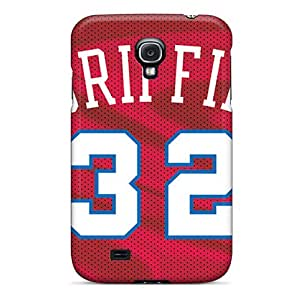 For Galaxy S4 Tpu Phone Case Cover(player Jerseys)