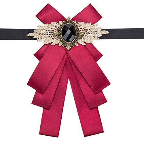 Fashion 2 Cufflinks Barry Pocket Red Square Tie Bowtie Designer Wang Set Wedding Men Funny Silk Necktie 7wFq71xZ8