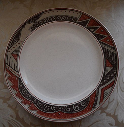 One Salad Plate Momtezuma Christopher Stuart China Dinnerware Y2240 ()