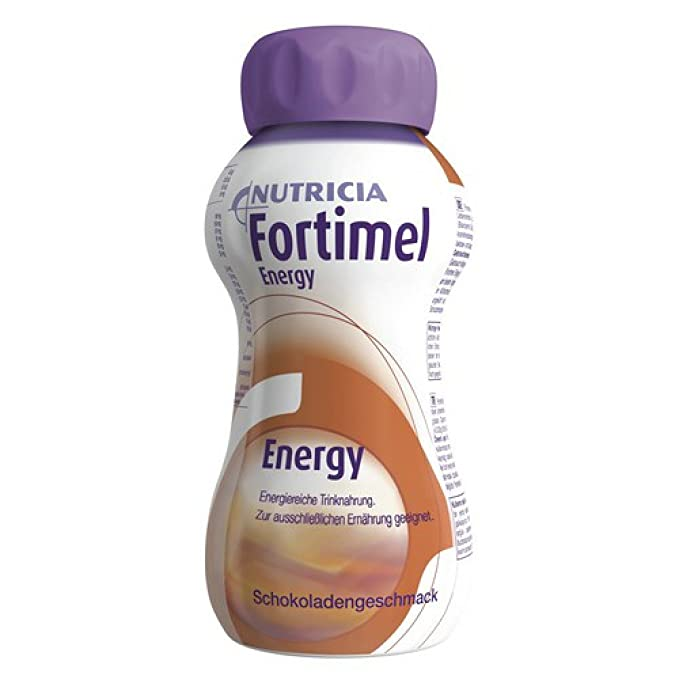 FORTIMEL energy colour marrón de carga sabor 6400 ml líquido: Amazon.es: Salud y cuidado personal