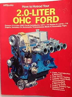 ford engine building books