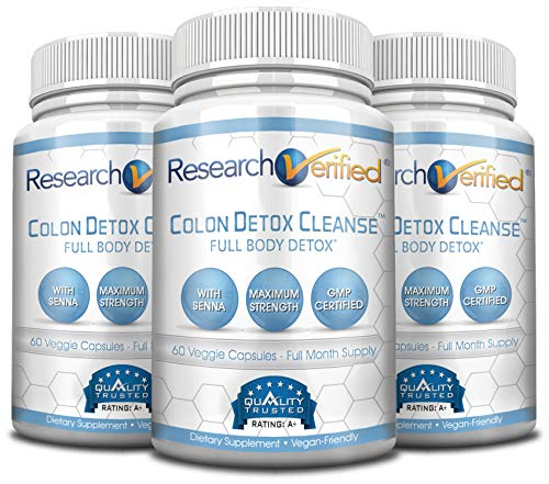 Research Verified Colon Detox Cleanse