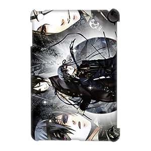 Anime Black Butler Sebastian and Ciel Custom Design Apple Ipad Mini 2 Hard Case Cover phone Cases Covers