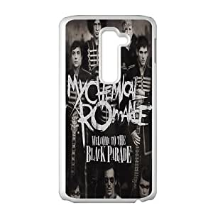 Black Parade Fahionable And Popular Back Case Cover For LG G2