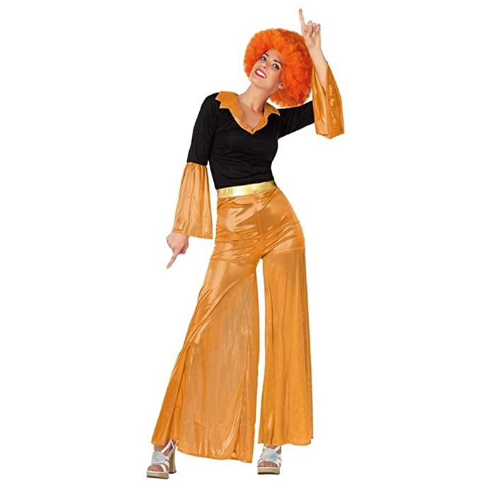 Manzana proibita disfraz discoteca años 70 Disco Music Mujer ...