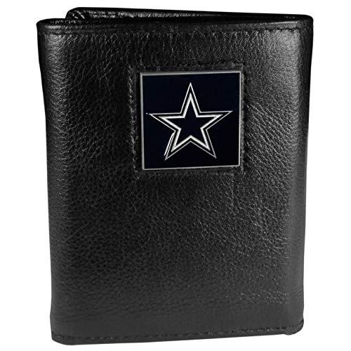 NFL Dallas Cowboys Leather Tri-Fold Wallet