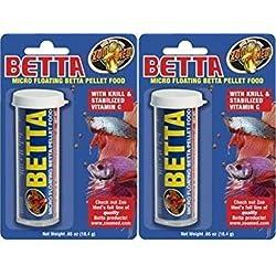 Betta Micro Floating Betta Pellet Food