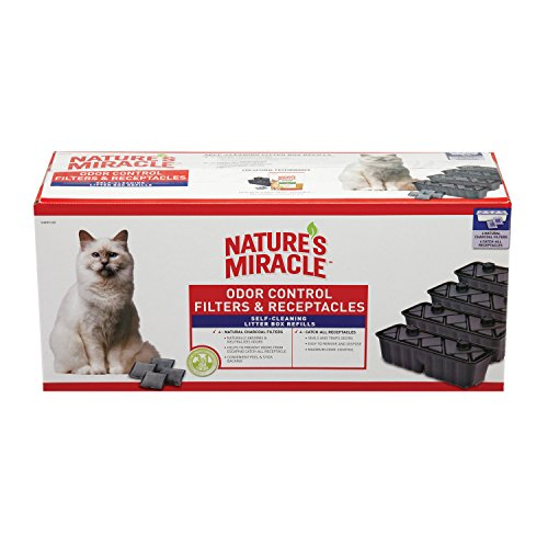 Natures Miracle NMF200 Self Cleaning Refills