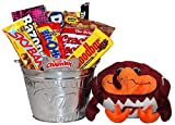 Virginia Tech Snack Bucket Gift Basket - Large