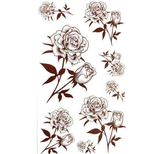 rosen tattoo vorlage